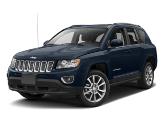 Jeep Compass Lineup Photo Hover