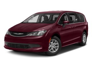 Chrysler Pacifica Lineup Photo Hover