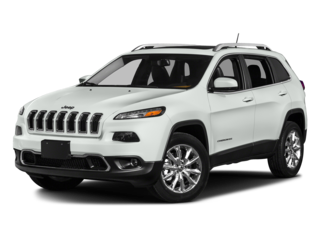Jeep Cherokee Lineup Photo Hover