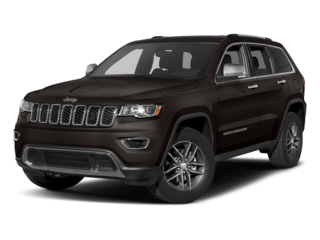Grand Cherokee Lineup Photo Hover