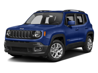 Jeep Renegade Lineup Photo Hover